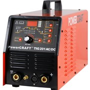 TIG Welder | PowerCRAFT 201 ACDC