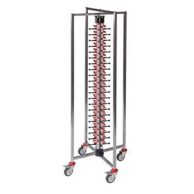 Platemate Standard Collapsible Plate Stacking Trolley | PM04