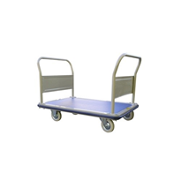 Double Handle Platform Trolley- 300kg Capacity