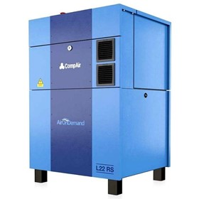 Oil Lubricated Rotary Screw Air Compressor | L22RS