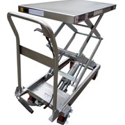 Stainless Steel Scissor Lift - 1295mm High - TFD35S