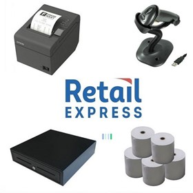Retail Express Bundle | POS Hardware