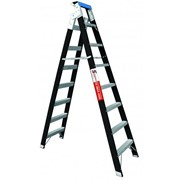 Dual Purpose Double Sided Ladder - Fibreglass Trade Series