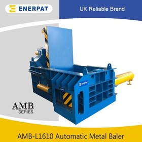 Automatic Metal and Aluminium Waste Balers (AMB-L1612)