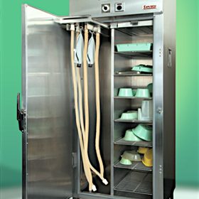 Anaesthetic Tube and Surgical Instrument Drying Cabinet | Series 9300