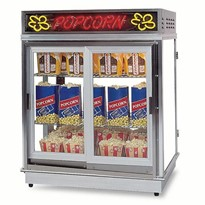 Popcorn Maker | Astro Staging Cabinet with Self Serve Doors