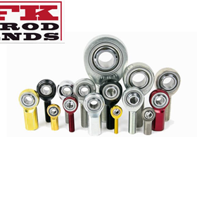 FK Rod Ends and Spherical Bearings Supplier