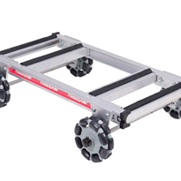 Rotacaster Rover Dolly - Straight | R2 or R3 125mm Rotacaster Wheels