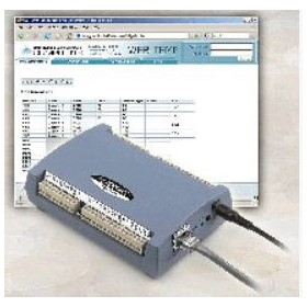 Ethernet Data Aquisition | WEB-TEMP