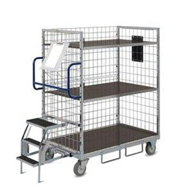 Order Picking Trolley | KT4