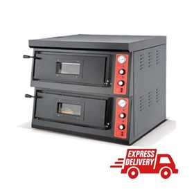 Electric Pizza Oven – DMEP-2-4