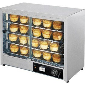 F.E.D. Pie Warmer & Hot Food Display | DH-580