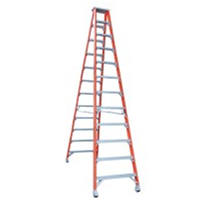 Fibreglass Double Sided Step Ladders | INDALEX Pro Series