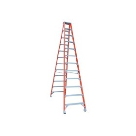 Fibreglass Double Sided Step Ladders | Pro Series