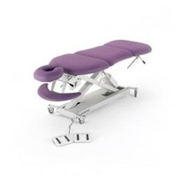 Massage Table - SX with Electric Mid-Lift and Tail Lift