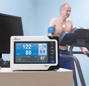 Blood Pressure Monitor for Stress & Exercise Testing | Tango M2