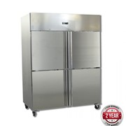 F.E.D Thermaster Grand Ultra 1200L Four Door Upright Fridge