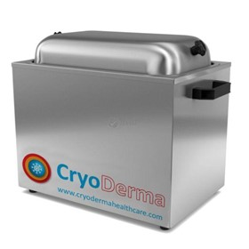 Cryoderma Hot 6 Pack Hydrocollator Heating Unit