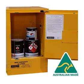 30L Underbench Flammable Liquid Cabinet (Class 3)