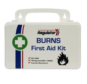 Basic First Aid Kit | Regulator Burns Kit - Medium