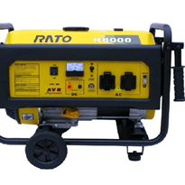 Generator | Petrol Generator with wheels 6kW R6000