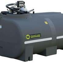 DIESELCADET DIESEL TANKS 200 - 10,000L SIZES AVAILABLE