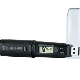 High Accuracy Humidity-Temperature Data Logger