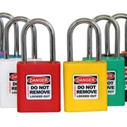 38mm Shackle Safety Lockout Padlock