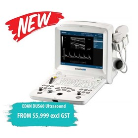 DUS 60 Digital Portable Ultrasound