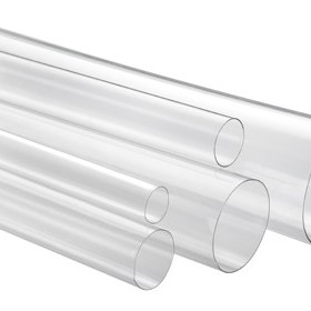 Clear Tubing Manufacturer and Supplier Medium Wall