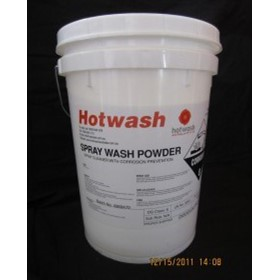 Workshop Cleaning Chemicals - Spray Wash Powder