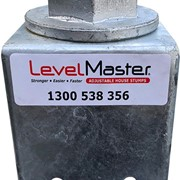 Level Master | House Stump Tops & Connectors