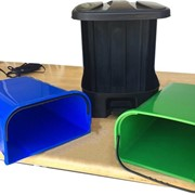 Small Recycling Bins