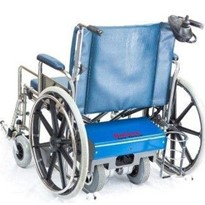 Bariatric Wheelchair | Rollee - Carer - Controlled