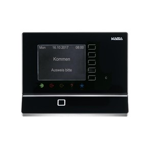 Time and Attendance System | B-web 93 20
