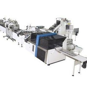 Hugo Beck Flow Packaging Machine | ESM15
