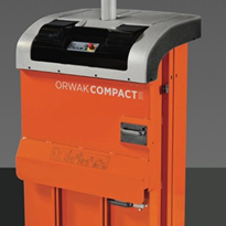 Compaction Baling Machine | Orwak Compact Series