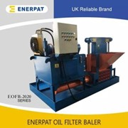 Oil Filter Compactor Machine | EOFB-1818