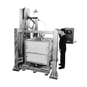 IBC Liquid Filling Machine | #500-02