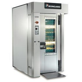 Bongard Gas Rack Oven - 8.43Mg