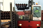 3.0 to 7.0 Tonne Electric Sideloader | Baumann EHX/EGX Series