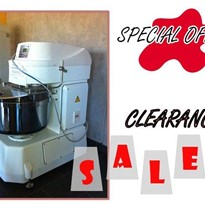 Special Offer-Clearance Sales: VMI SPI FX Spiral Mixer with Fixed Bowl