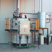 Thermotech | Water Tube Boilers | VWT Series