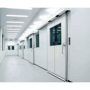 Hospital & Access Door I Automatic Hermetic Sliding Door SLX-D