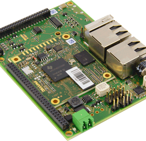 Industrial Grade Single Board Computer (SOM) | Phytec phyBOARD-AM335x