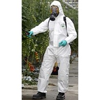 Biohazard Suit - Lakeland MicroMax TS Disposable Coverall