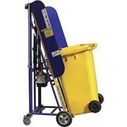 100KG Manual Wheelie Bin Lifter | Lifting Capacity 1500MM