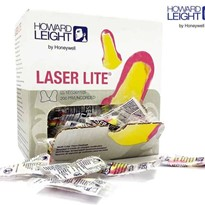 Howard Leight Ear Plugs - Laser Lite Class 4 – 200 Pairs