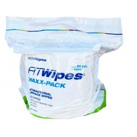 WOW Wipes FitWipes Antibacterial Surface Wipes