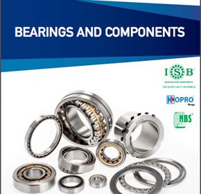 Bearings & Components catalogue available now!